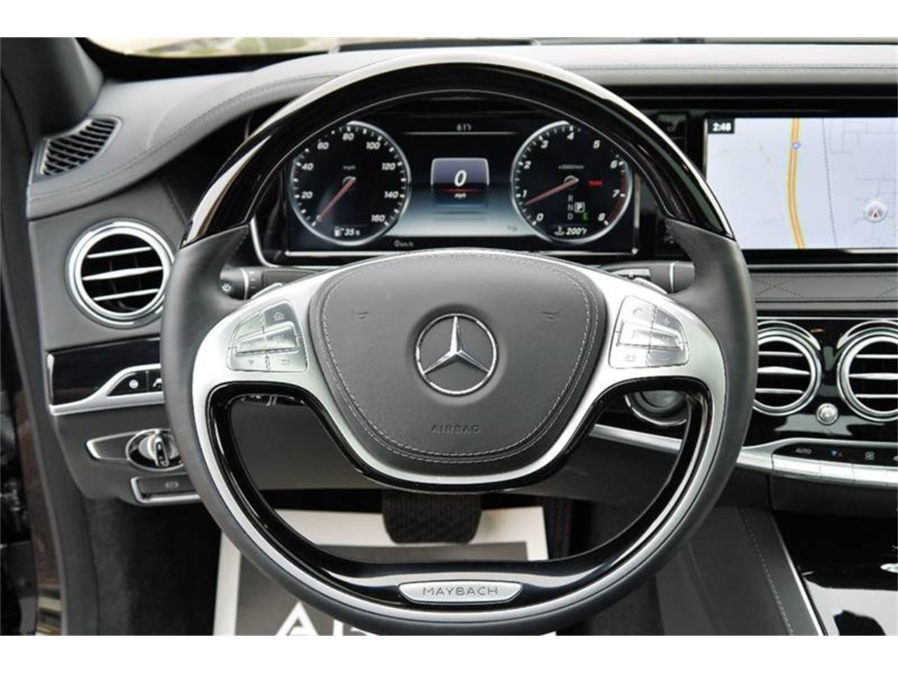 Large Picture of 2017 Mercedes-Benz S-Class - MOD1