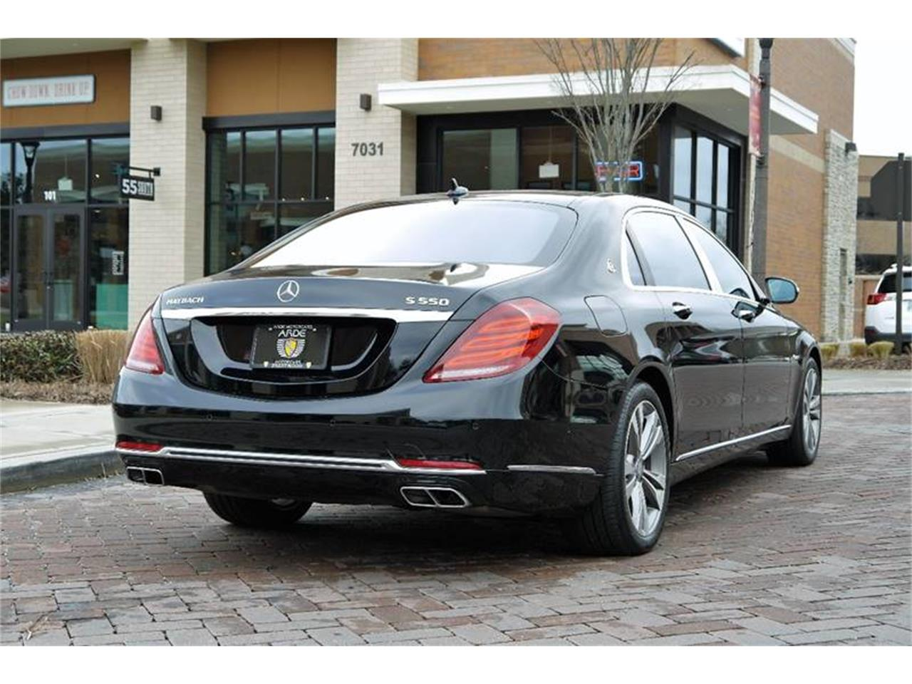 Large Picture of 2017 Mercedes-Benz S-Class located in Brentwood Tennessee - $169,000.00 Offered by Arde Motorcars - MOD1