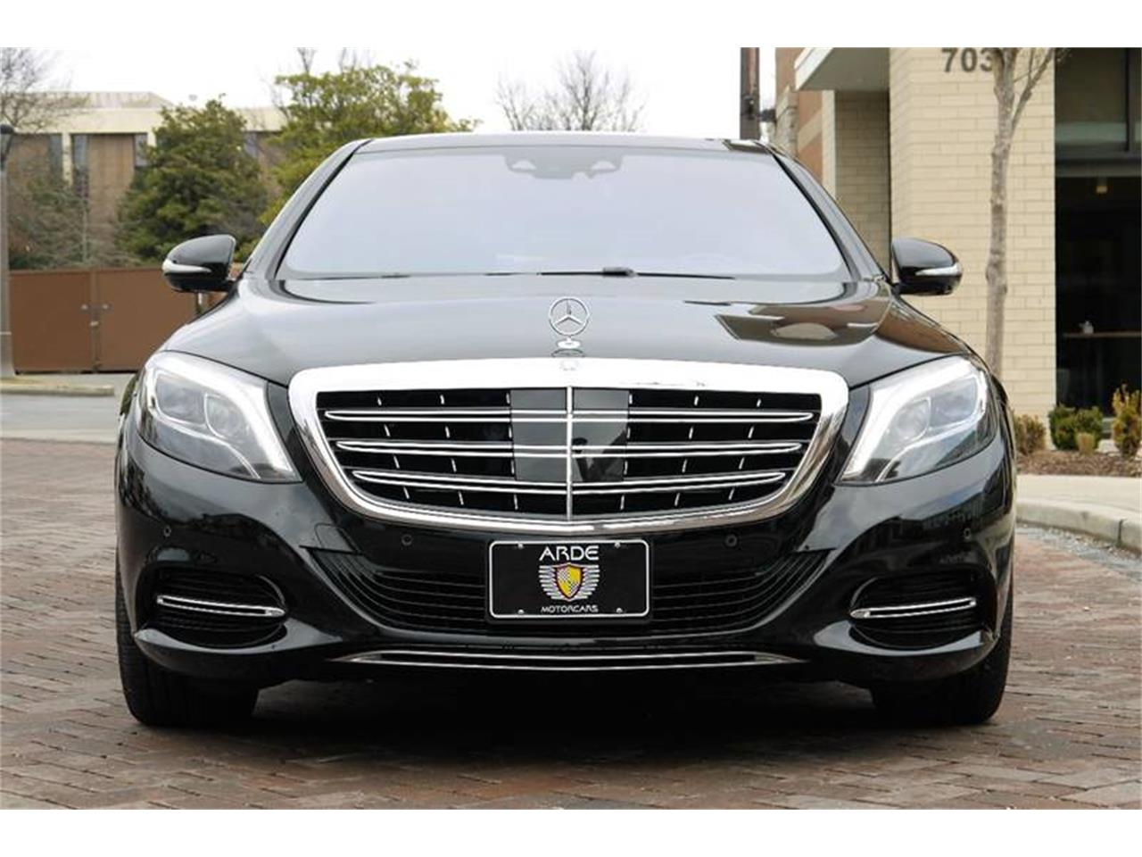 Large Picture of 2017 S-Class located in Tennessee Offered by Arde Motorcars - MOD1
