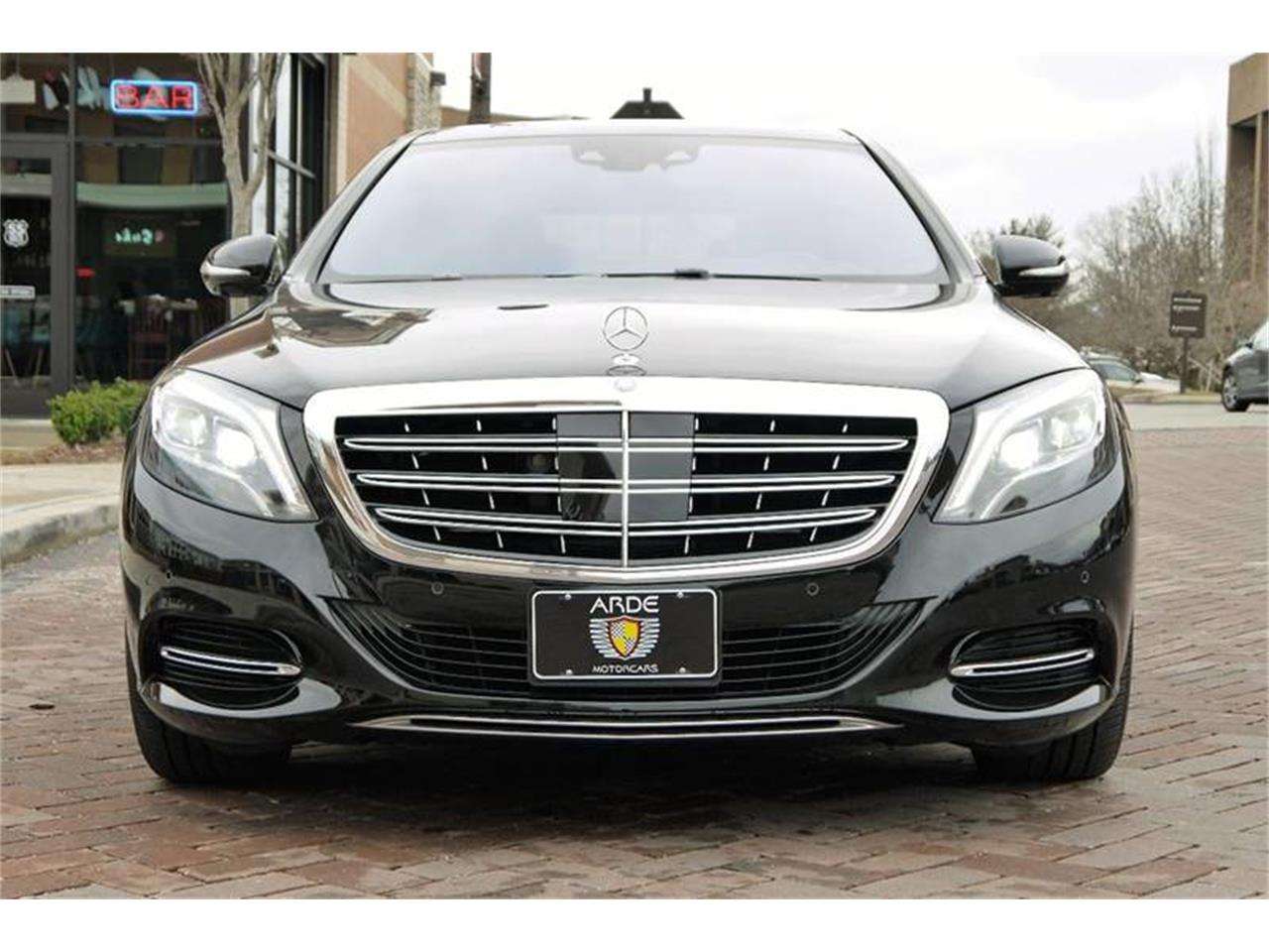 Large Picture of '17 S-Class - $169,000.00 Offered by Arde Motorcars - MOD1