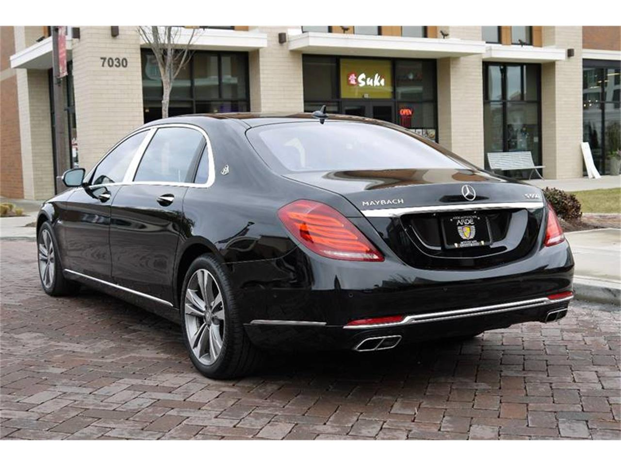 Large Picture of 2017 Mercedes-Benz S-Class located in Tennessee - MOD1
