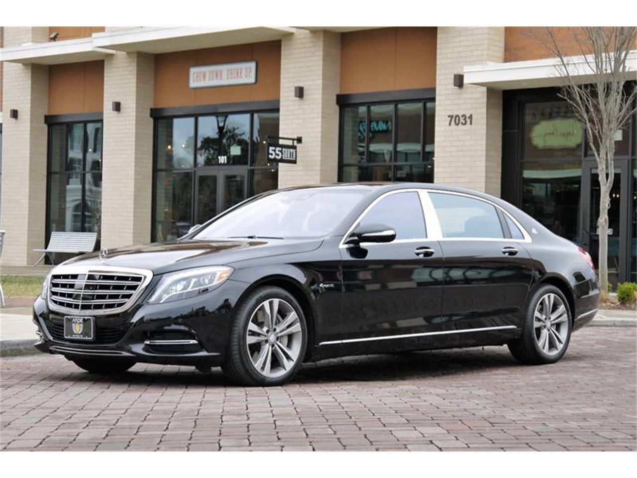 Large Picture of '17 Mercedes-Benz S-Class located in Brentwood Tennessee - $169,000.00 - MOD1