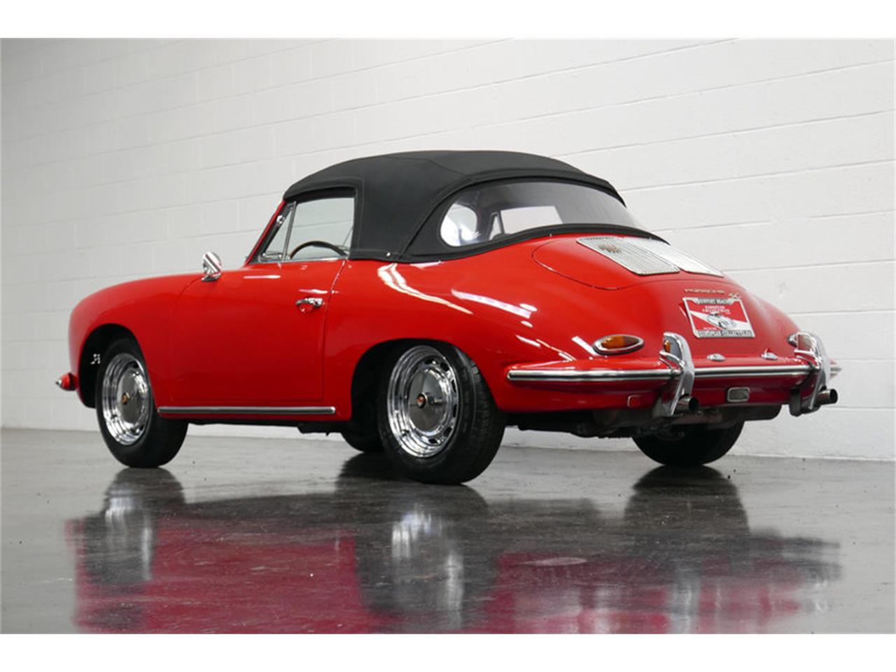 Large Picture of Classic 1965 356SC Offered by European Collectibles - MOD2