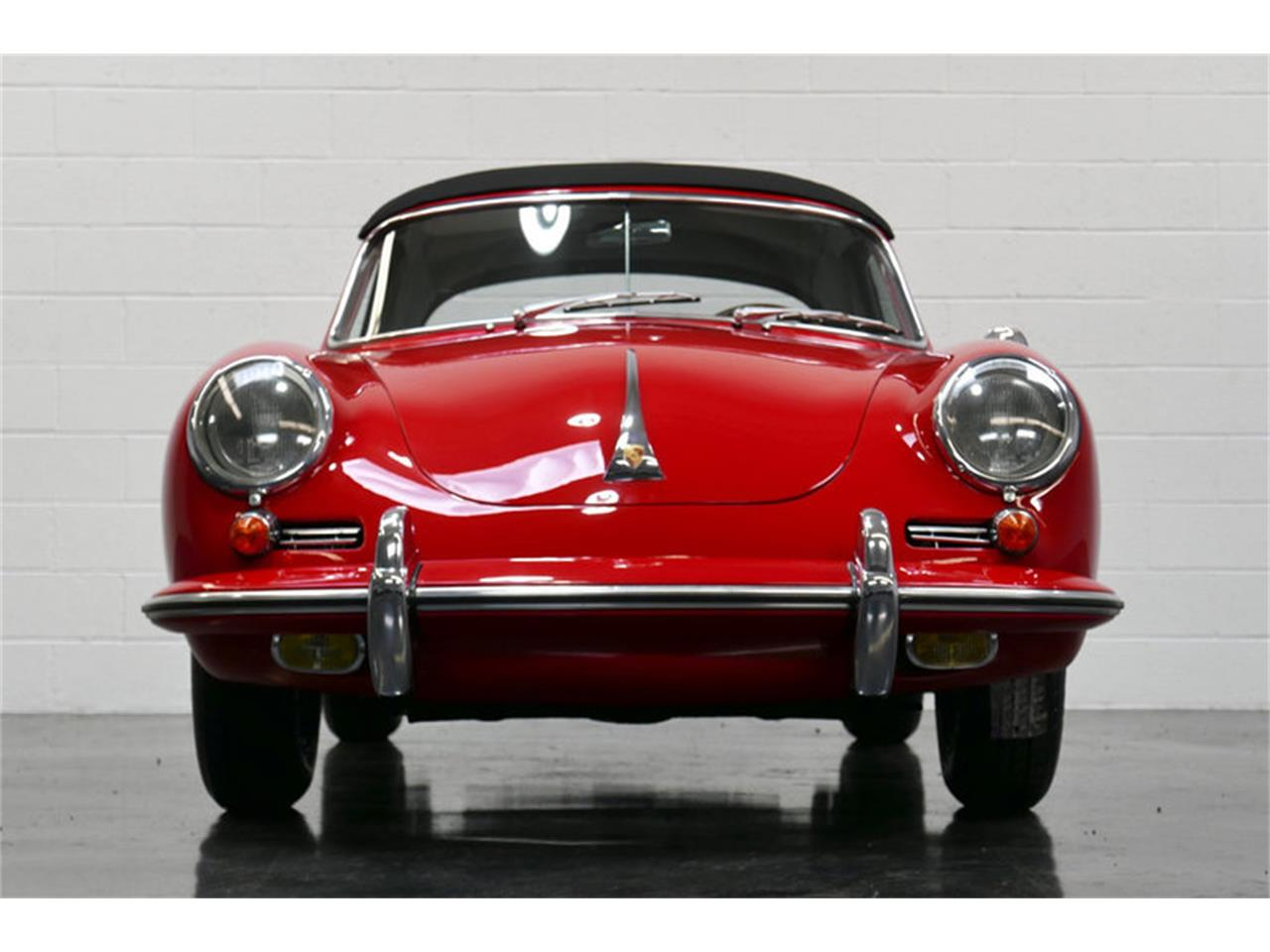 Large Picture of Classic 1965 Porsche 356SC located in Costa Mesa California - $199,500.00 Offered by European Collectibles - MOD2
