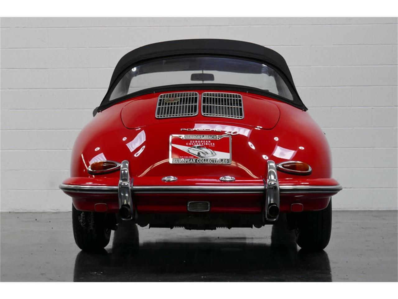 Large Picture of Classic 1965 356SC - MOD2
