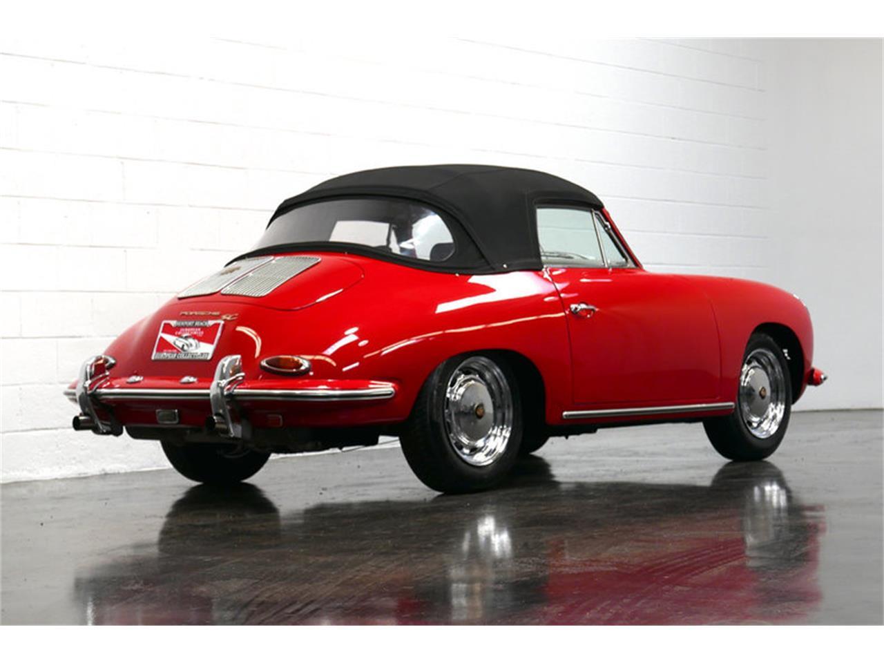 Large Picture of Classic 1965 Porsche 356SC located in California - $199,500.00 - MOD2