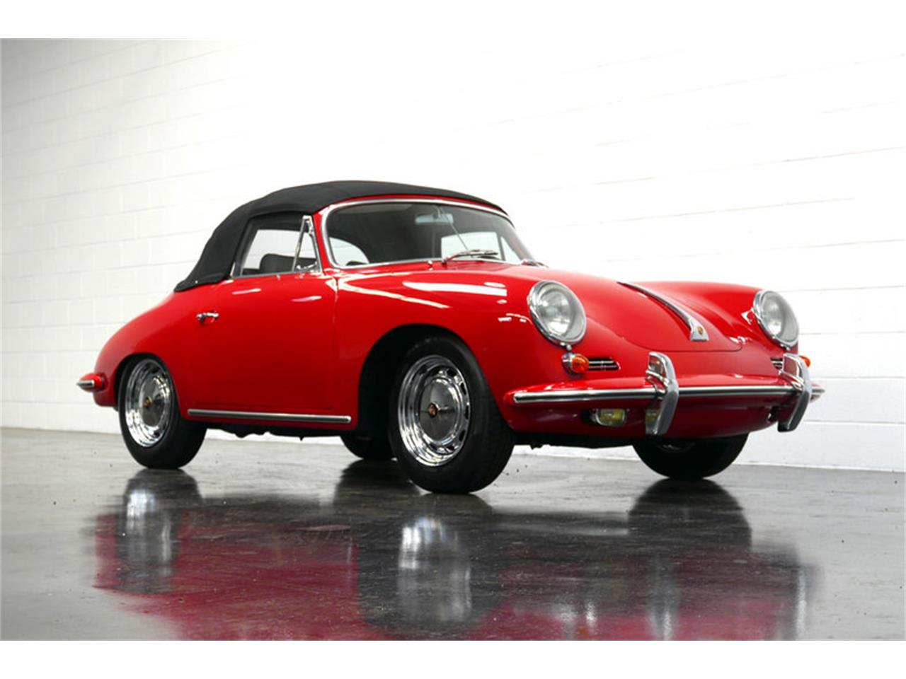 Large Picture of '65 Porsche 356SC located in California - $199,500.00 Offered by European Collectibles - MOD2