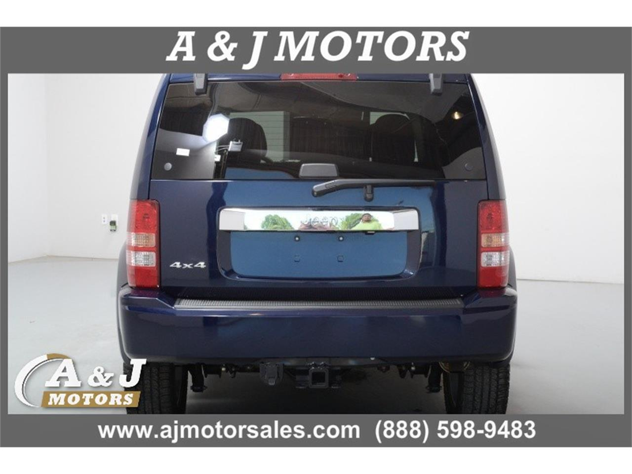Large Picture of 2012 Jeep Liberty Offered by A & J Motors - MOD3