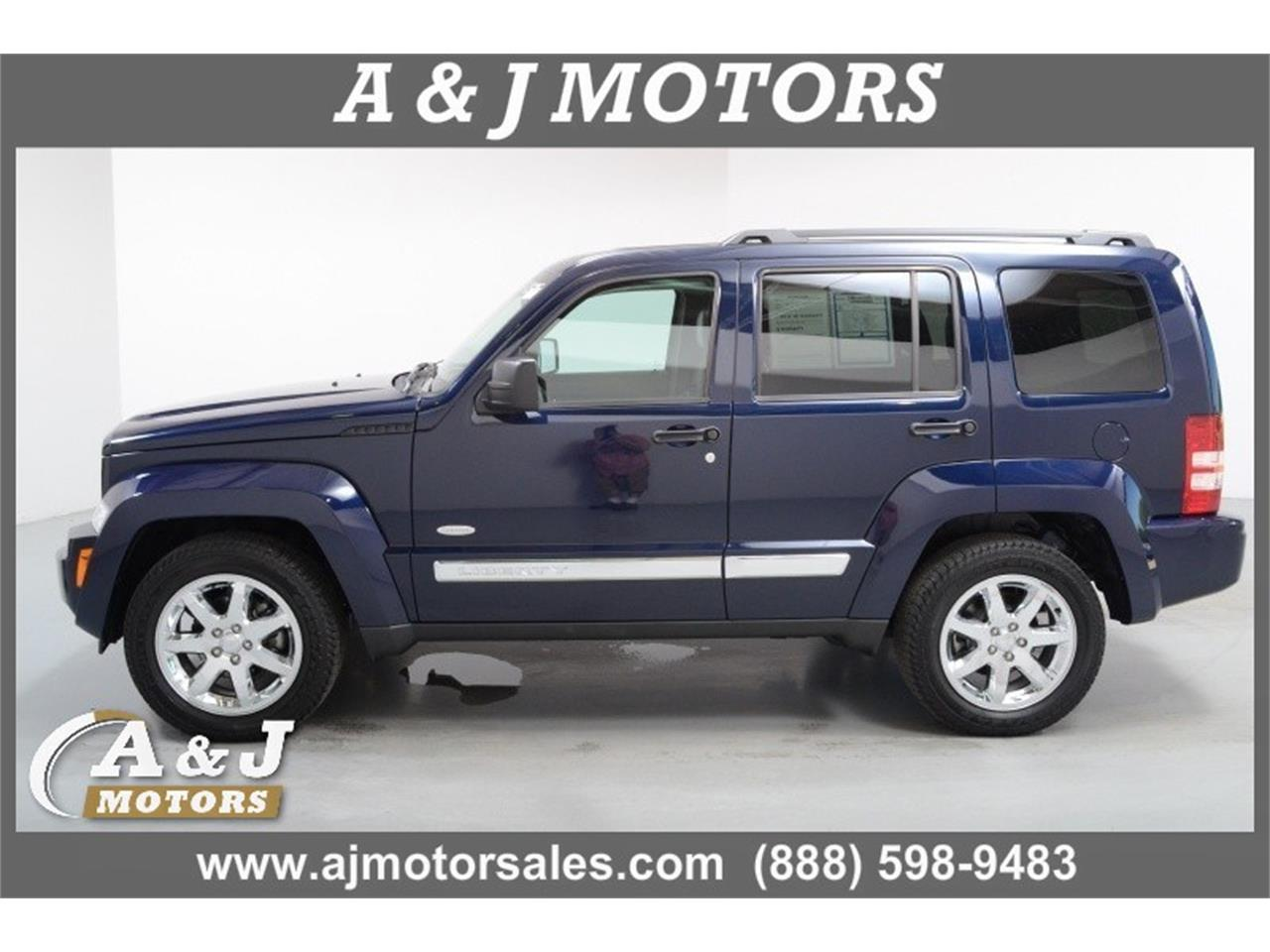 Large Picture of '12 Jeep Liberty - $14,999.00 Offered by A & J Motors - MOD3