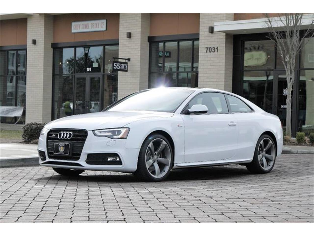 Large Picture of '15 Audi S5 located in Brentwood Tennessee - $45,800.00 - MOD5