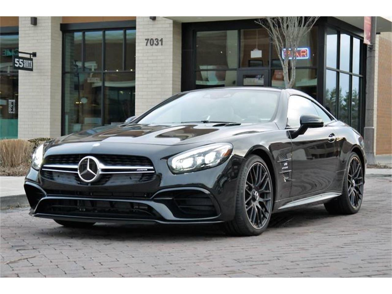 Large Picture of 2017 Mercedes-Benz SL-Class - MODA