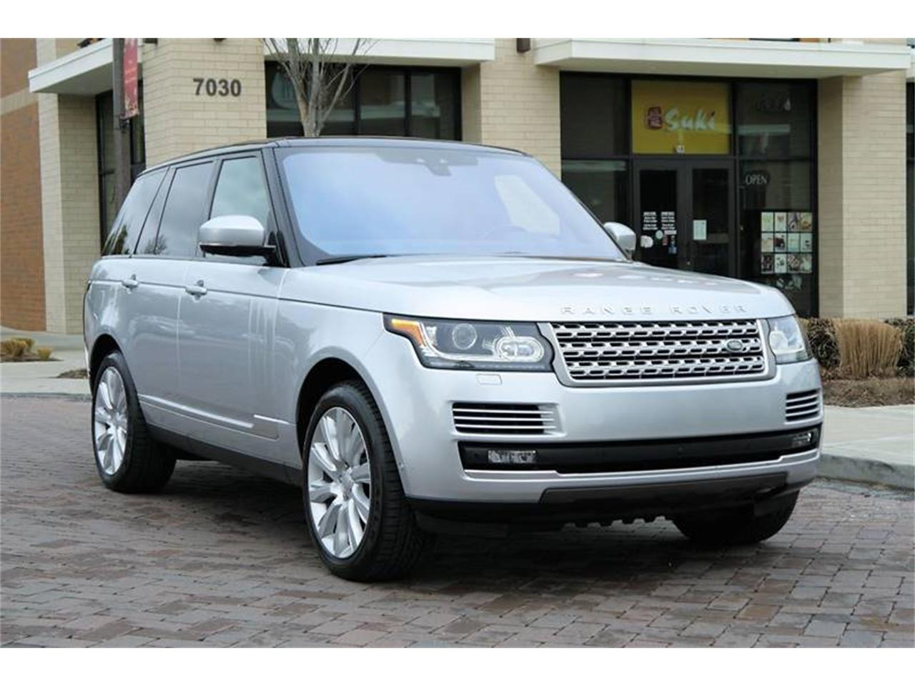 Large Picture of '17 Land Rover Range Rover Offered by Arde Motorcars - MODC