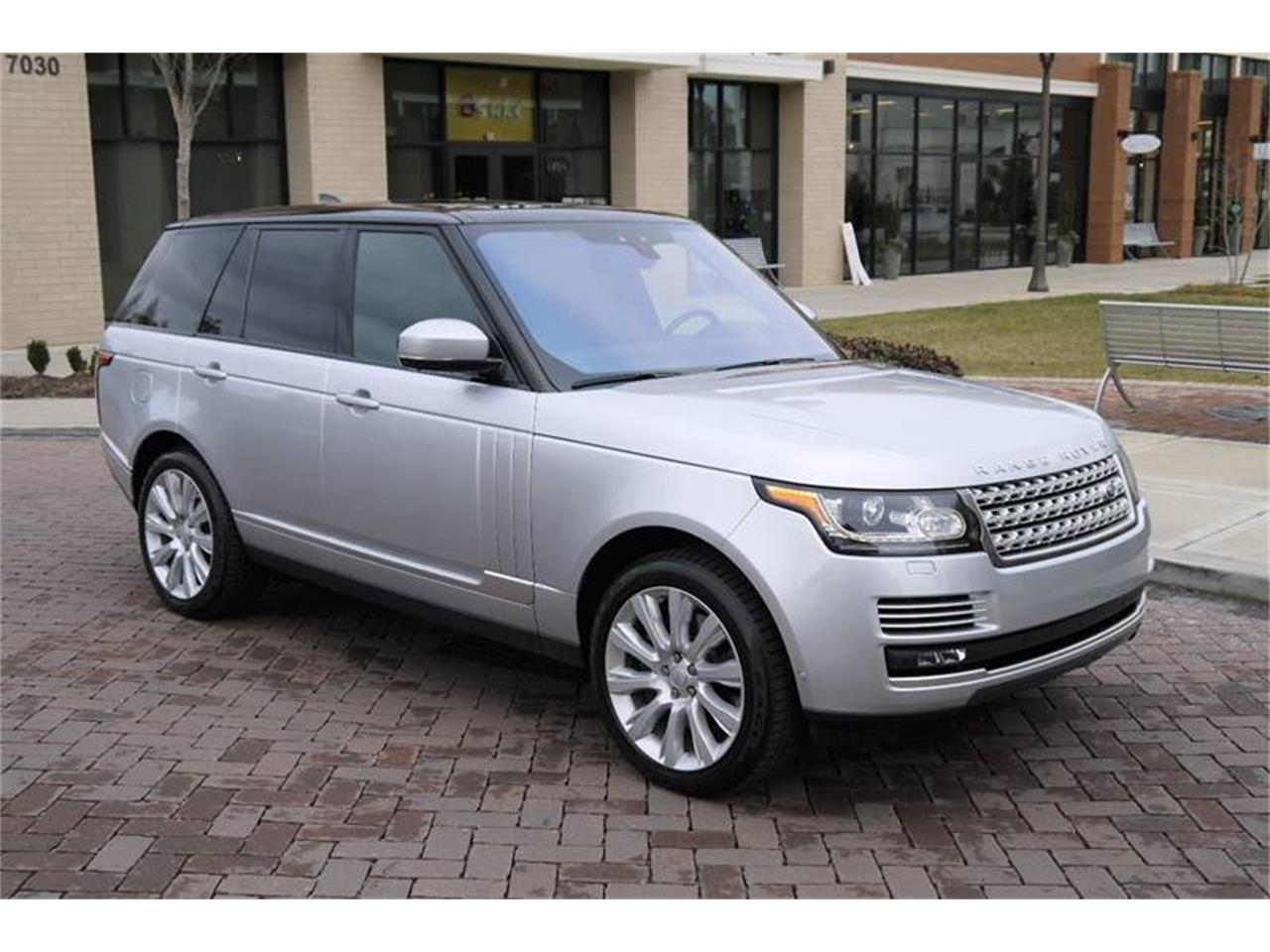 Large Picture of 2017 Range Rover - MODC