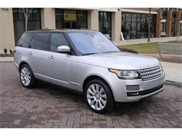 Picture of 2017 Range Rover Auction Vehicle - MODC
