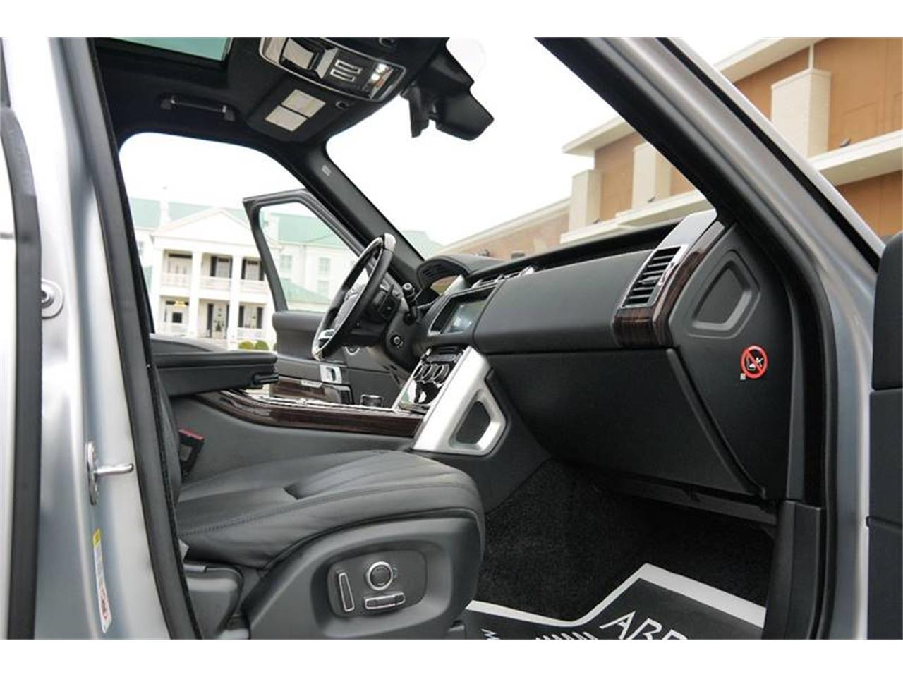 Large Picture of 2017 Range Rover located in Brentwood Tennessee Auction Vehicle - MODC