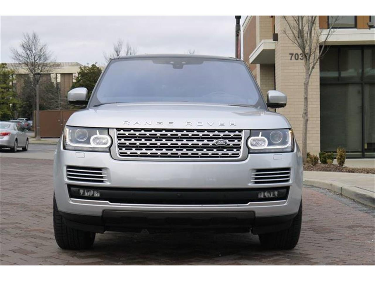 Large Picture of 2017 Land Rover Range Rover located in Tennessee Auction Vehicle Offered by Arde Motorcars - MODC
