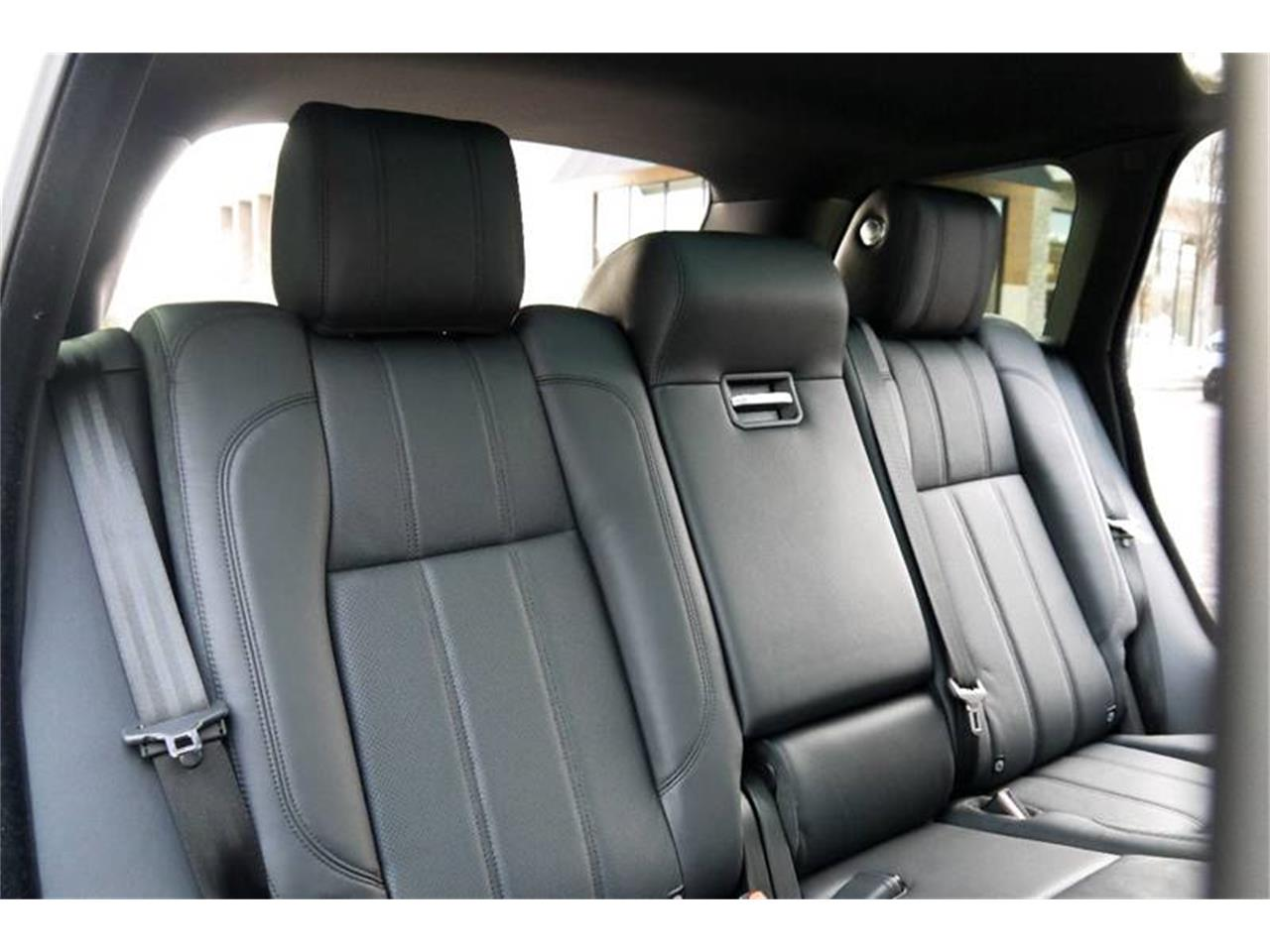 Large Picture of '17 Range Rover Auction Vehicle - MODC