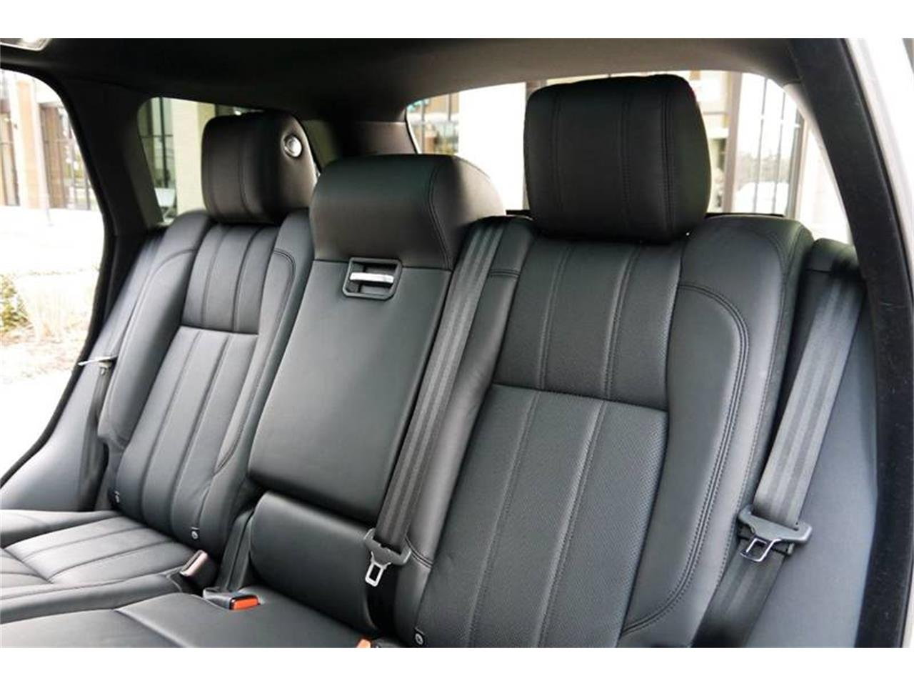 Large Picture of 2017 Land Rover Range Rover located in Brentwood Tennessee Auction Vehicle Offered by Arde Motorcars - MODC
