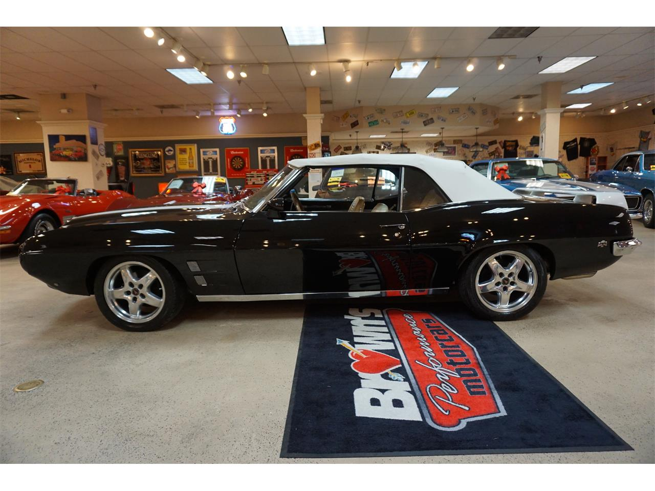 Large Picture of Classic '69 Firebird located in Glen Burnie Maryland - $32,900.00 Offered by Brown's Performance Motorcars - MODH