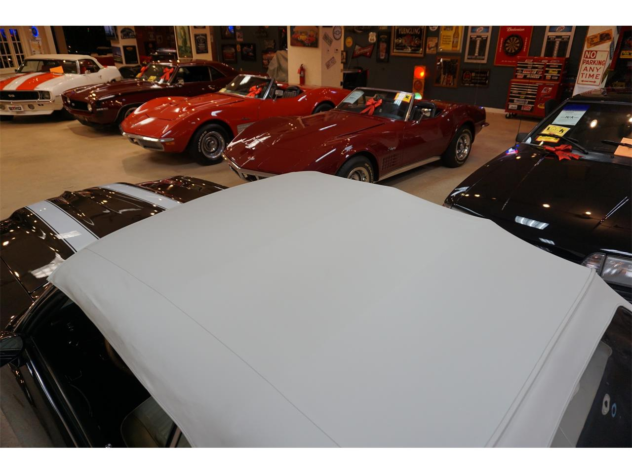 Large Picture of Classic 1969 Pontiac Firebird located in Maryland Offered by Brown's Performance Motorcars - MODH