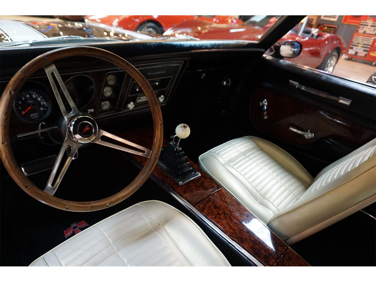 Large Picture of Classic 1969 Firebird located in Maryland Offered by Brown's Performance Motorcars - MODH