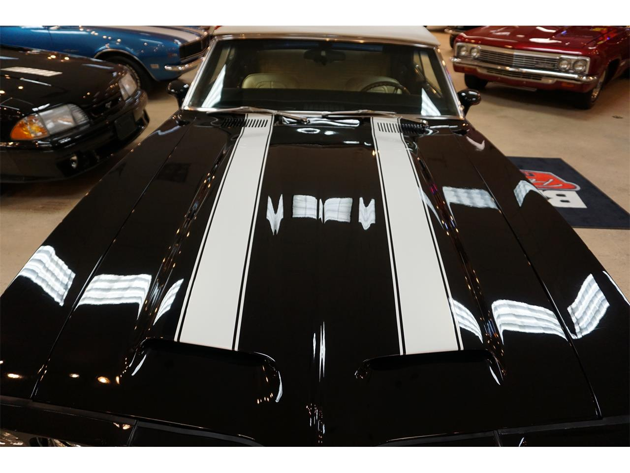 Large Picture of 1969 Pontiac Firebird located in Glen Burnie Maryland Offered by Brown's Performance Motorcars - MODH