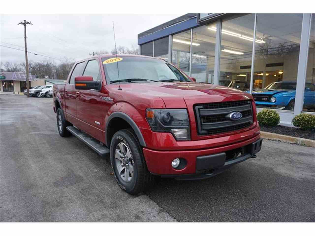 Large Picture of '13 F150 - MODL