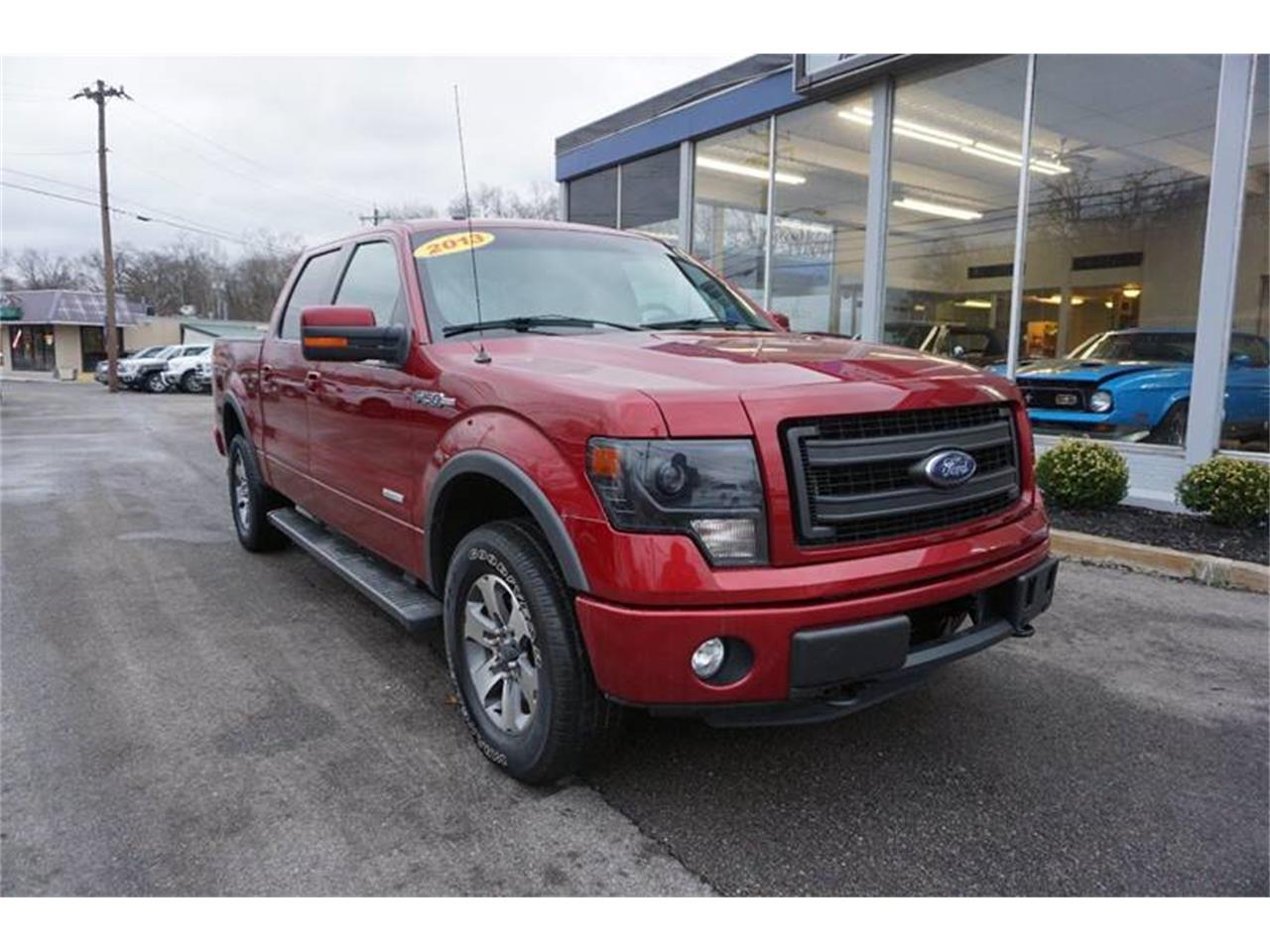 Large Picture of '13 Ford F150 located in Loveland Ohio - MODL
