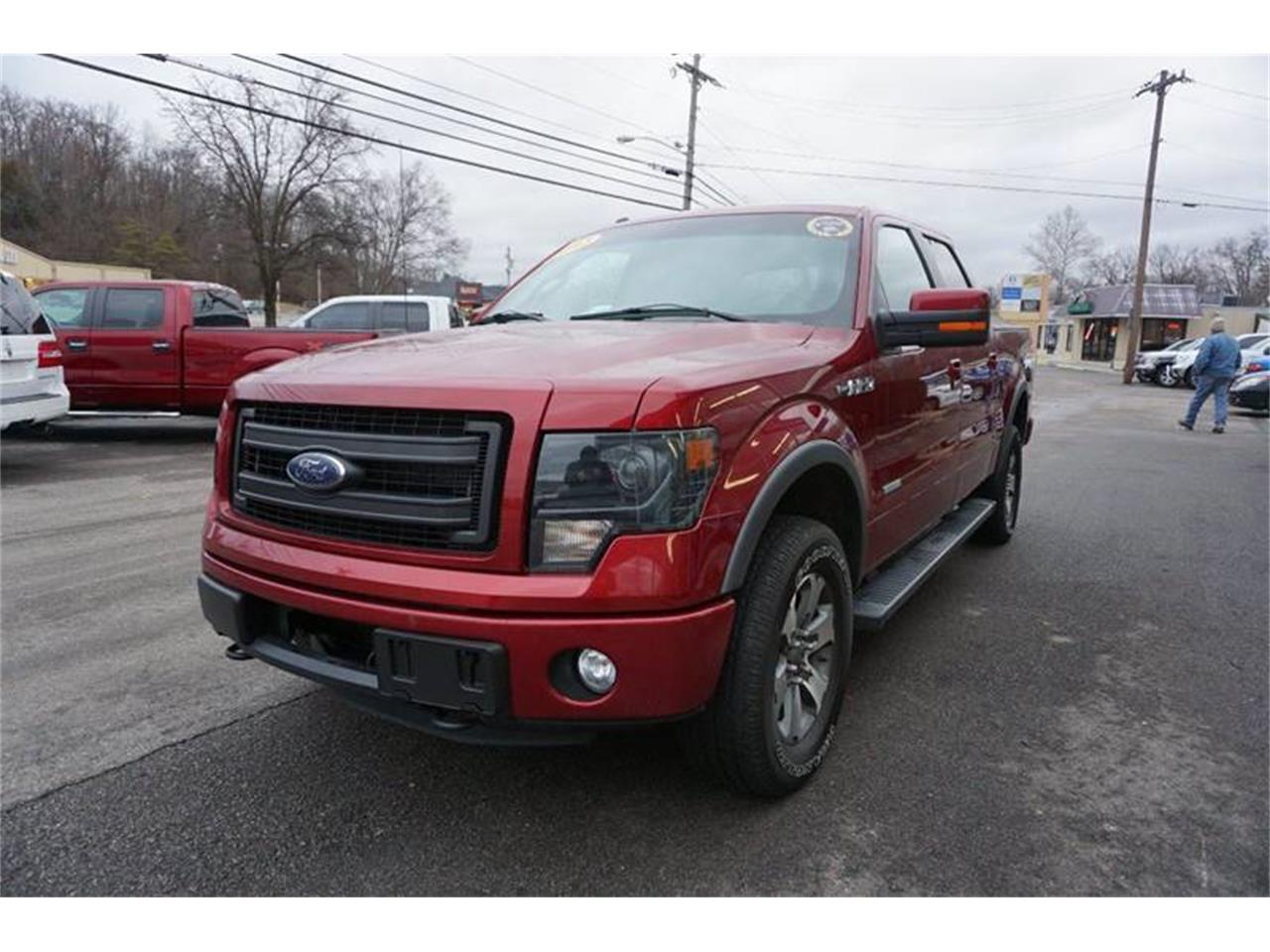 Large Picture of '13 Ford F150 - MODL