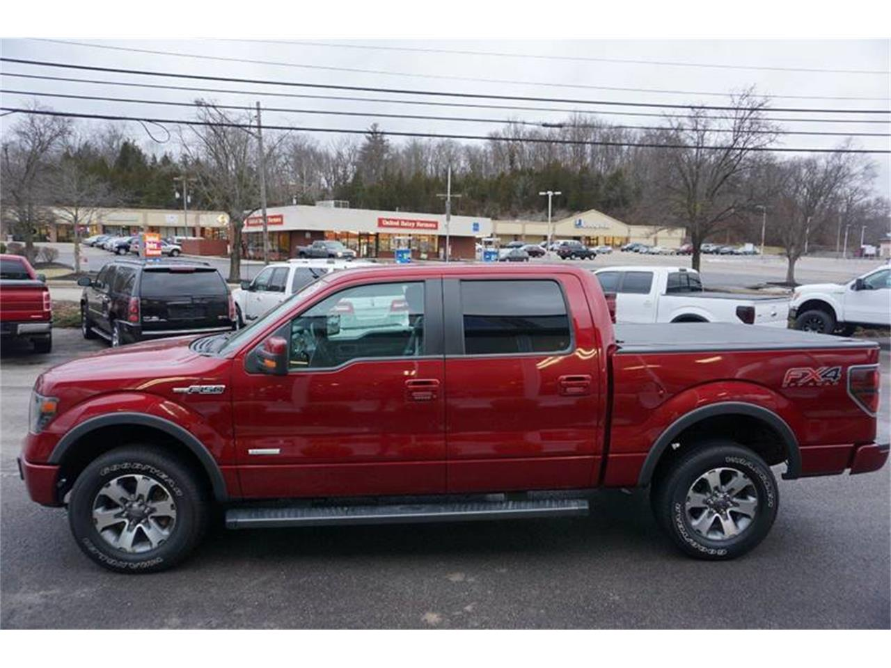Large Picture of 2013 Ford F150 - MODL