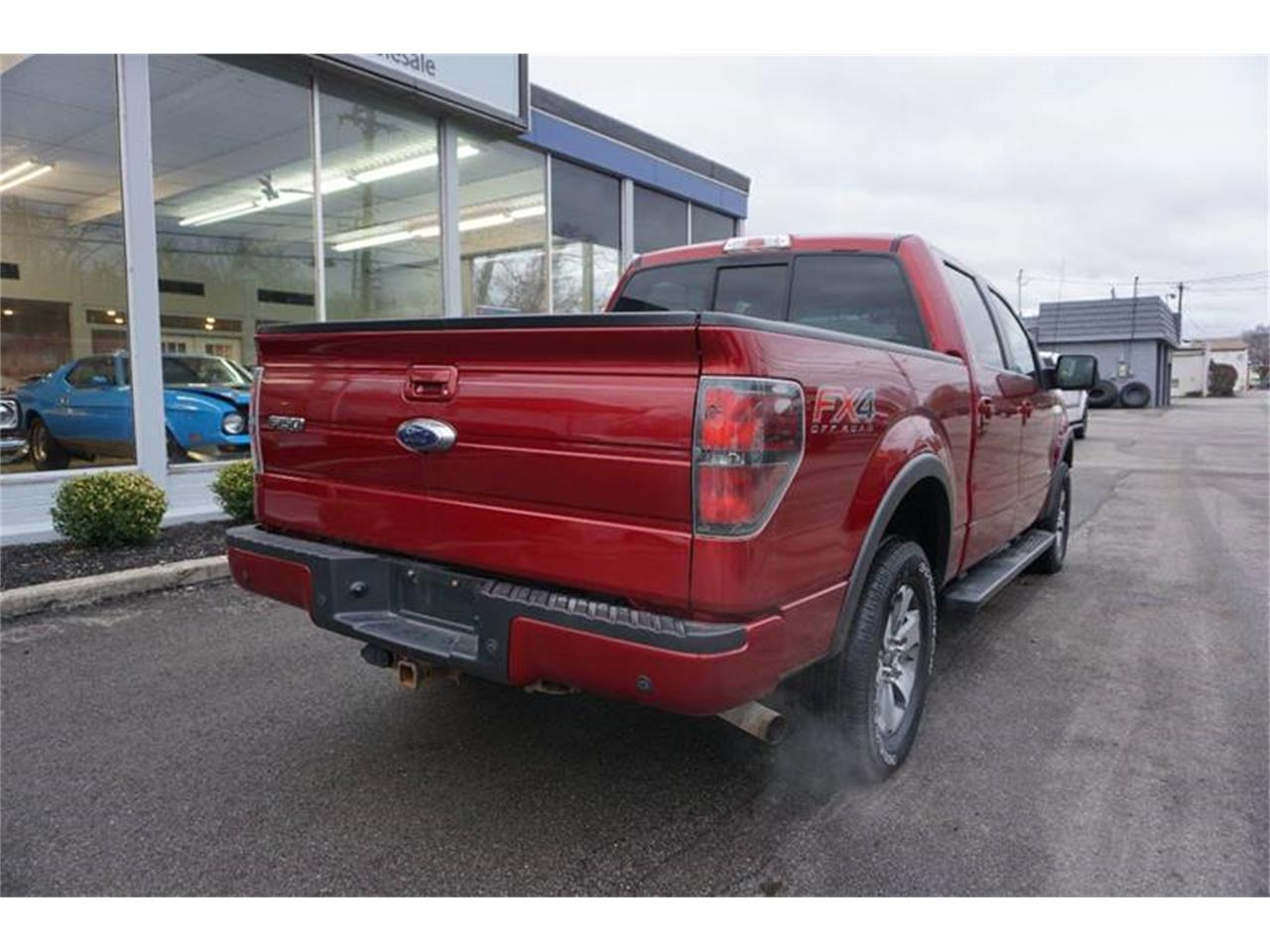 Large Picture of '13 Ford F150 located in Ohio - $26,825.00 Offered by Cincinnati Auto Wholesale - MODL