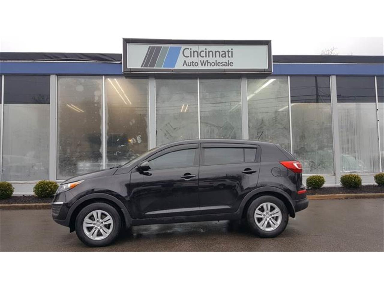 Large Picture of '11 Sportage located in Ohio - $7,400.00 - MODN