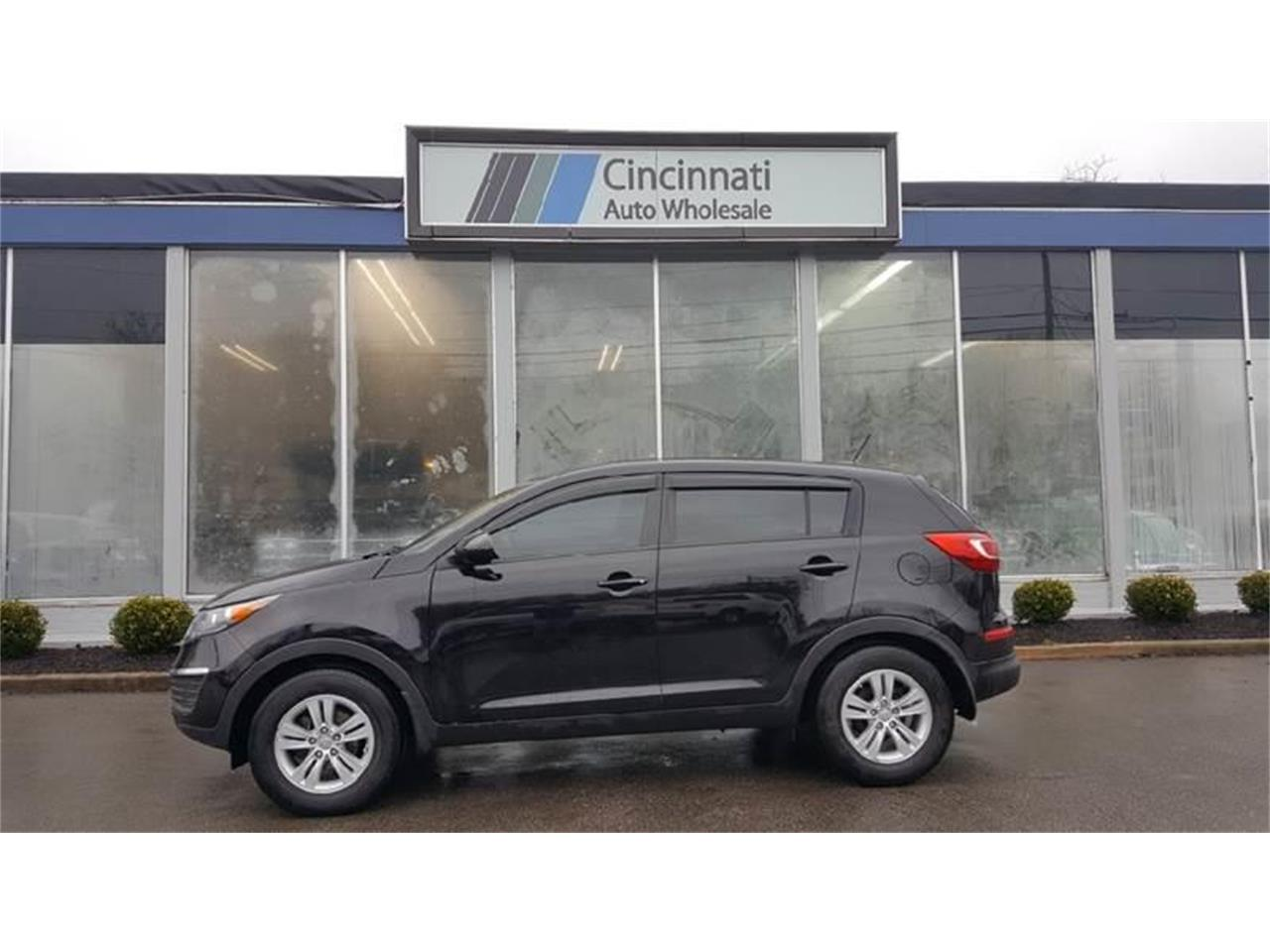 Large Picture of '11 Sportage located in Loveland Ohio - MODN