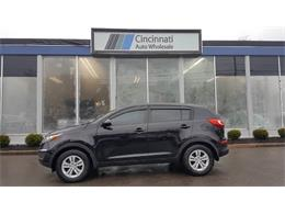 Picture of '11 Sportage Offered by Cincinnati Auto Wholesale - MODN