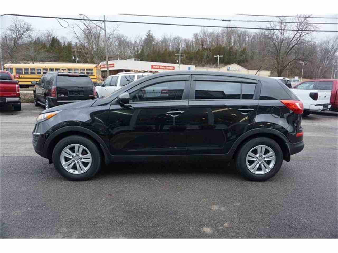 Large Picture of '11 Sportage - MODN