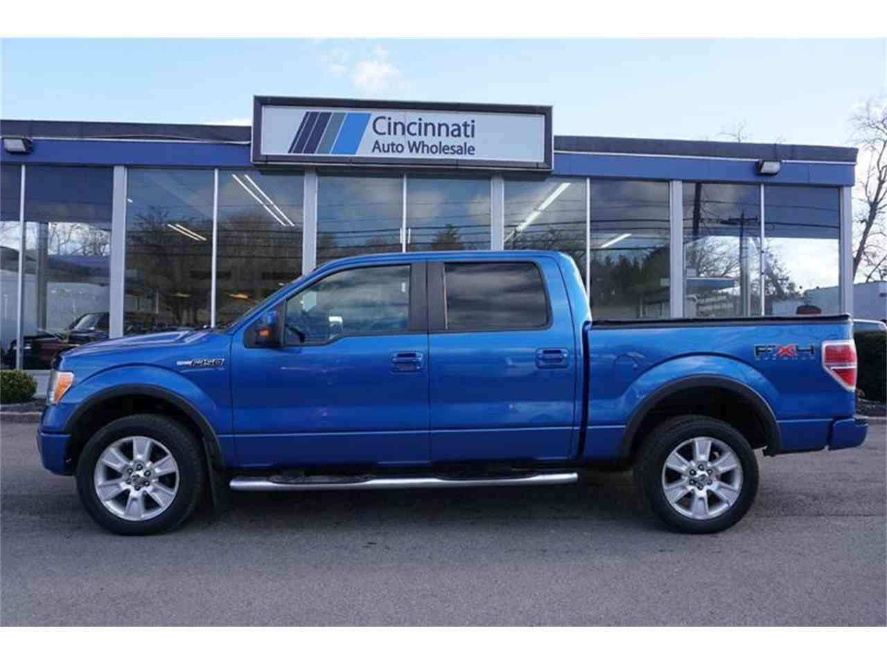 Large Picture of 2010 F150 - $17,900.00 Offered by Cincinnati Auto Wholesale - MODV