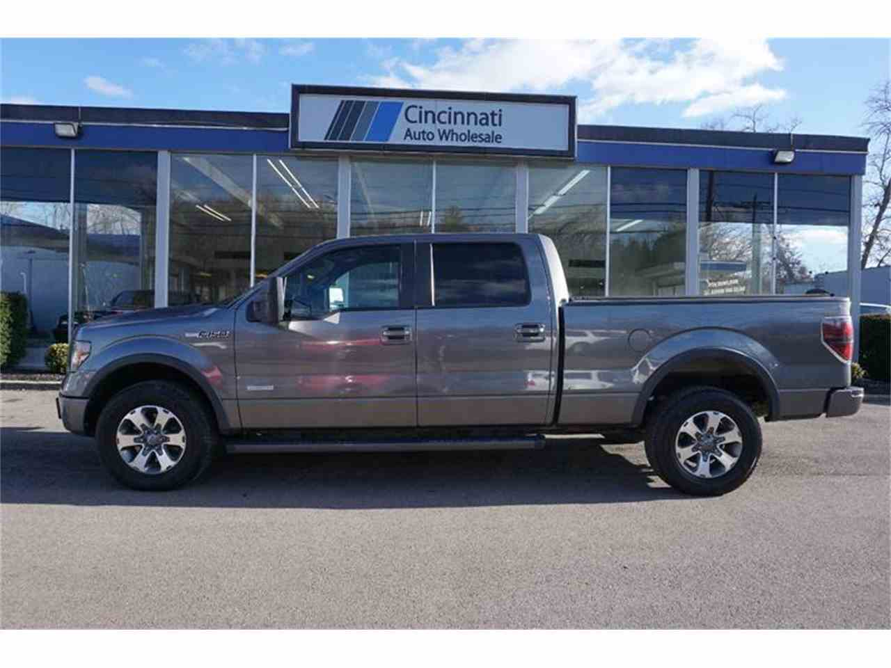 Large Picture of '10 Ford F150 located in Loveland Ohio Offered by Cincinnati Auto Wholesale - MODV