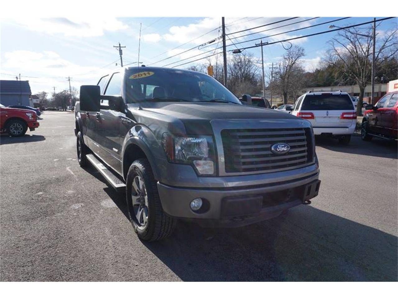 Large Picture of '10 F150 - MODV