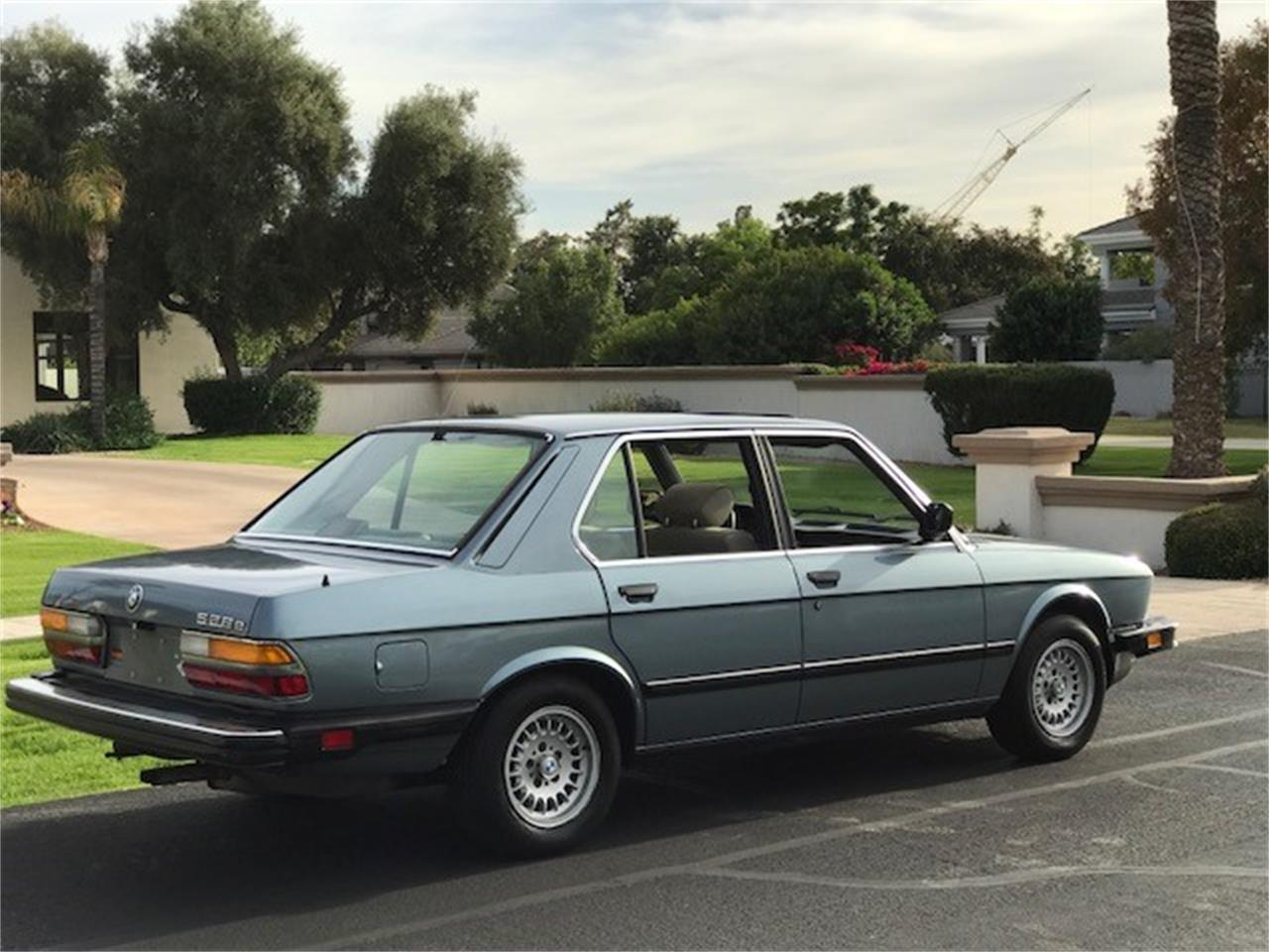 Large Picture of '88 528e - MODY