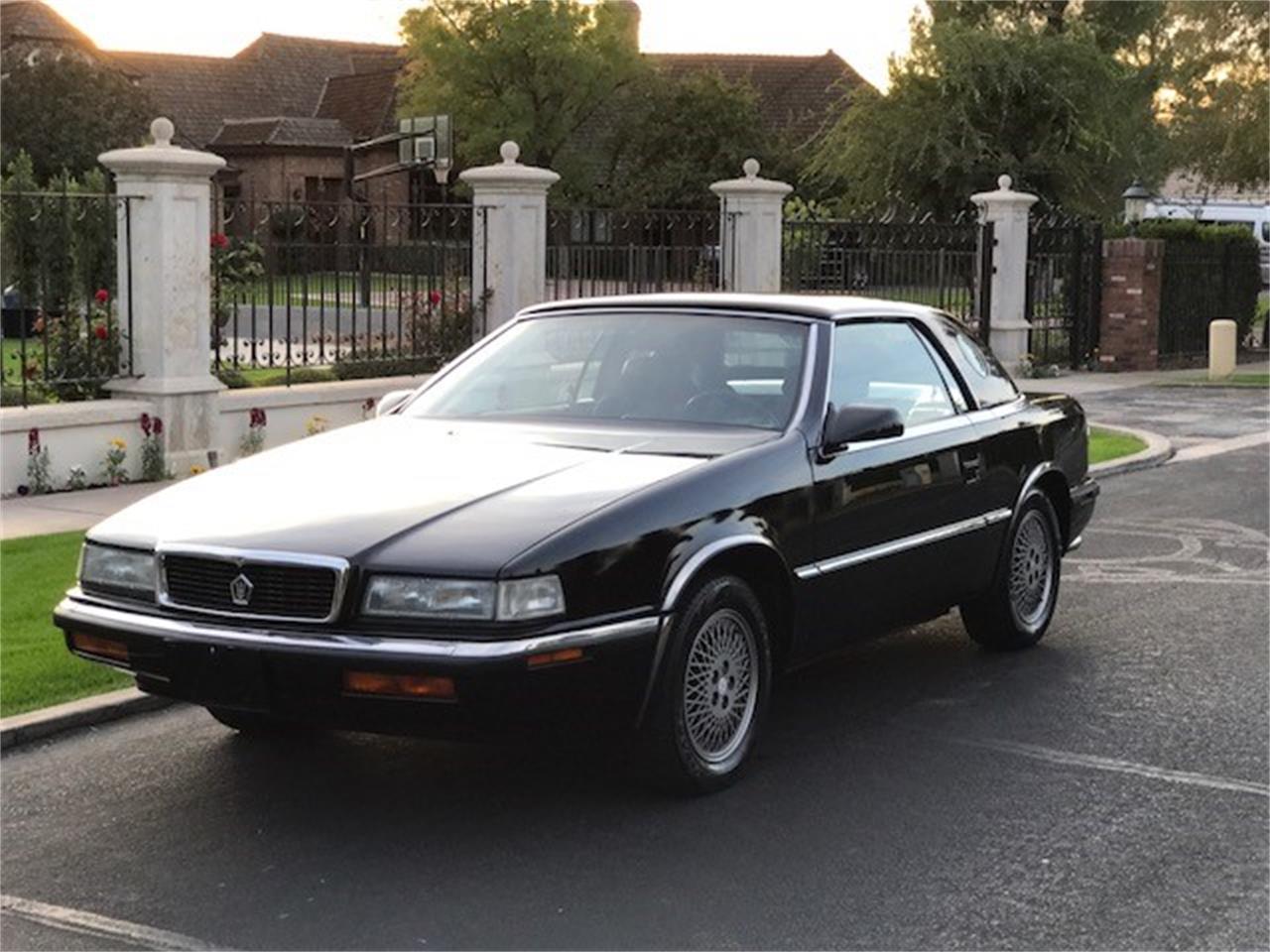 Large Picture of '90 TC by Maserati - MODZ