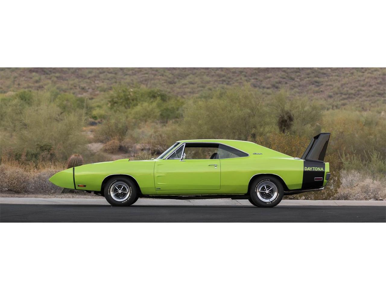 Large Picture of '69 Charger RT Daytona Tribute - MOE0