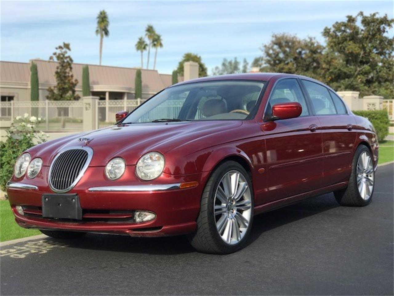 Large Picture of 2000 Jaguar S-Type located in Scottsdale Arizona - MOE1