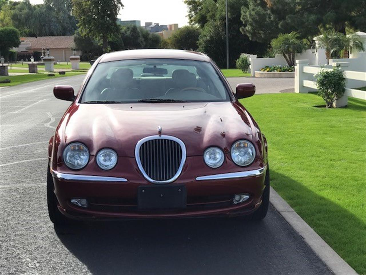 Large Picture of 2000 Jaguar S-Type Offered by Russo and Steele - MOE1