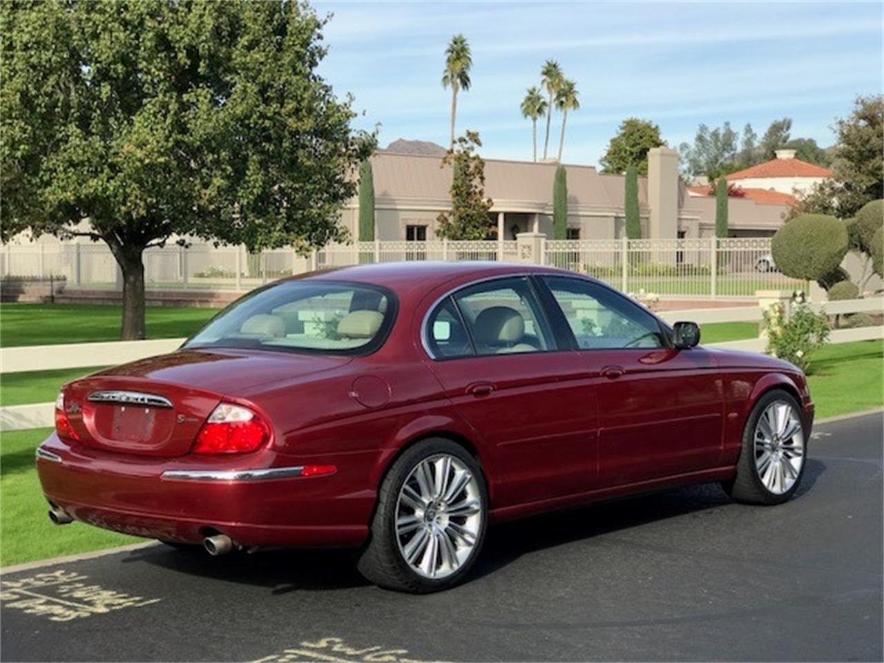 Large Picture of '00 Jaguar S-Type located in Arizona Auction Vehicle - MOE1