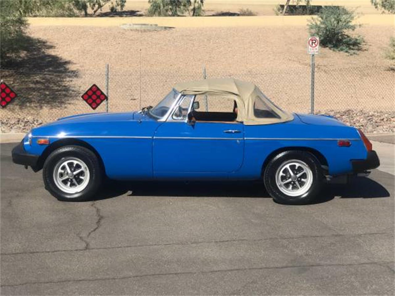 Large Picture of '76 MGB - MOE5