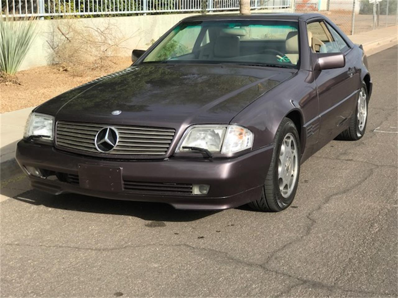 Large Picture of 1992 SL500 located in Arizona Offered by Russo and Steele - MOE6