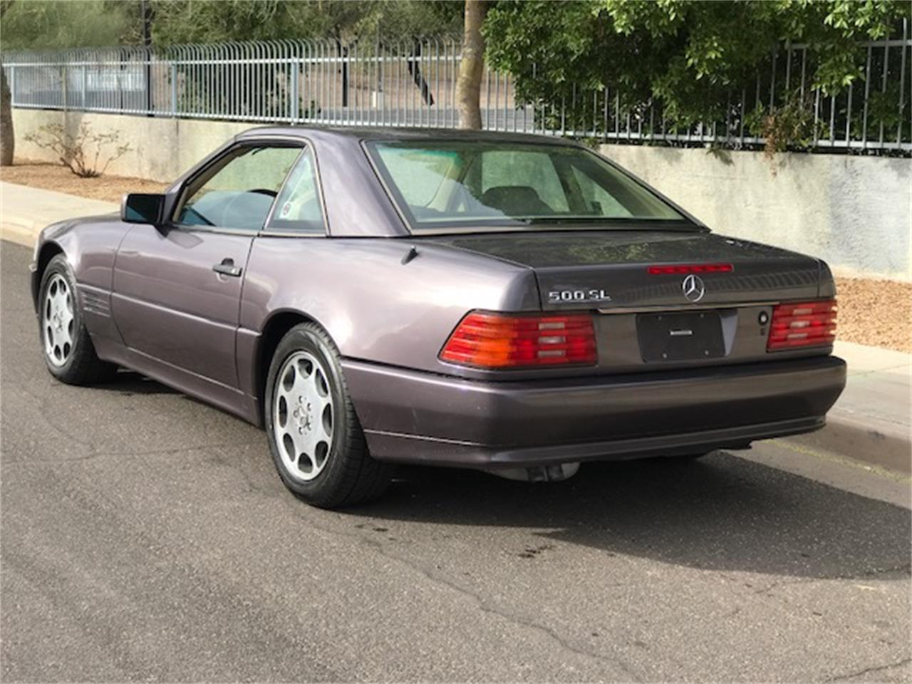 Large Picture of 1992 SL500 Auction Vehicle - MOE6