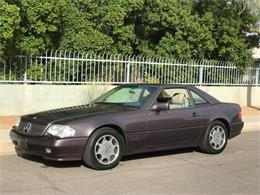 Picture of '92 SL500 located in Scottsdale Arizona Auction Vehicle - MOE6