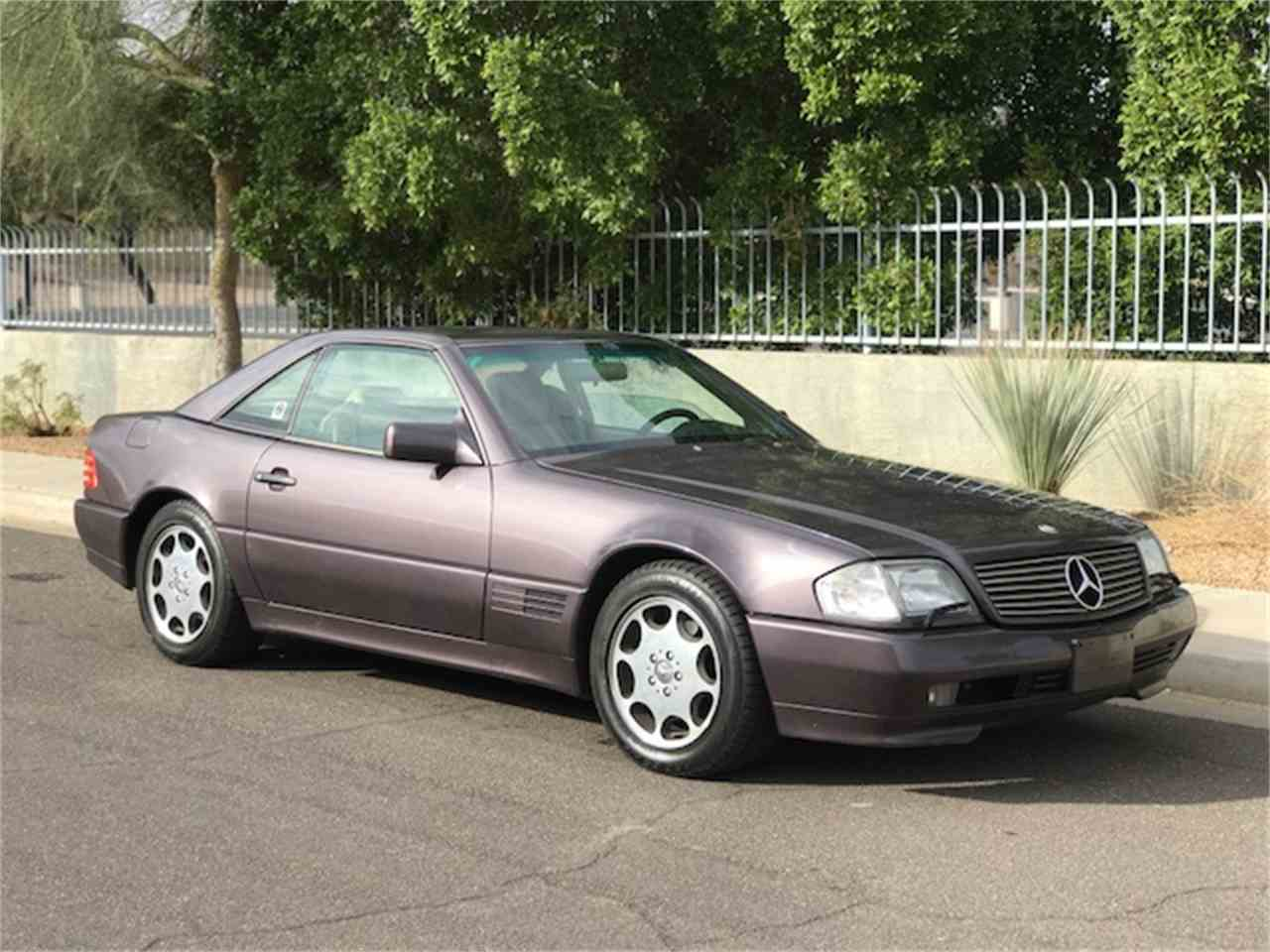 Large Picture of '92 SL500 - MOE6