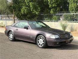Picture of 1992 Mercedes-Benz SL500 located in Scottsdale Arizona Offered by Russo and Steele - MOE6